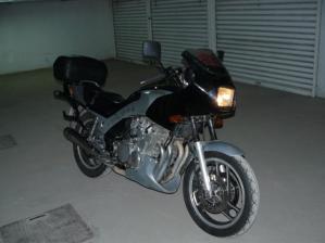 Yamaha - Xj - 900F   29 Jun 2013