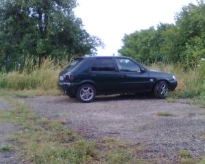 Ford - Fiesta - 1.6 16V | 2 Jul 2013