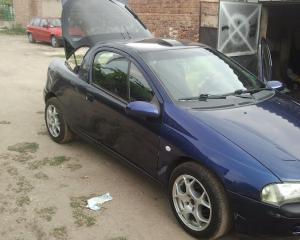 Opel - Tigra | 7 Jul 2013