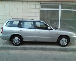 Daewoo - Nubira - 1,6I 16V SX | 8 Jul 2013