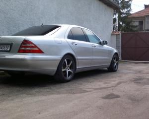 Mercedes-Benz - S-Klasse | 8 Jul 2013
