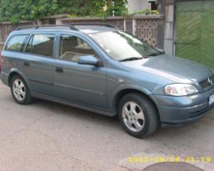 Opel - Astra | 8 Jul 2013