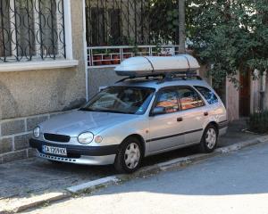 Toyota - Corolla - E11 Wagon | 23 Jun 2013