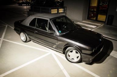 BMW - 3er - E30 318i   10 Jul 2013