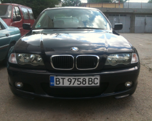 BMW - 3er - E46 318i | 10 Jul 2013