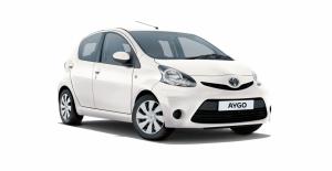 Toyota - Aygo | Jul 11, 2013