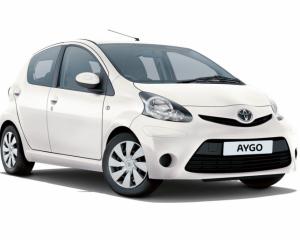 Toyota - Aygo | 11 Jul 2013
