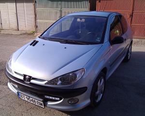 Peugeot - 206 - 2.0 HDI   XS | 12 Jul 2013