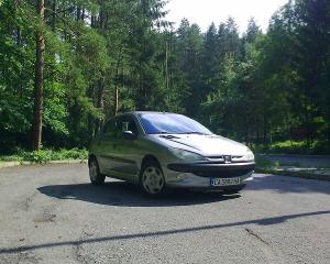 Peugeot - 206 - 1.4 HDi | 13 Jul 2013