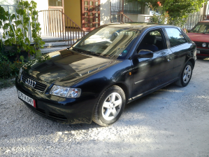 Audi - A3 - 8L | 14 Jul 2013