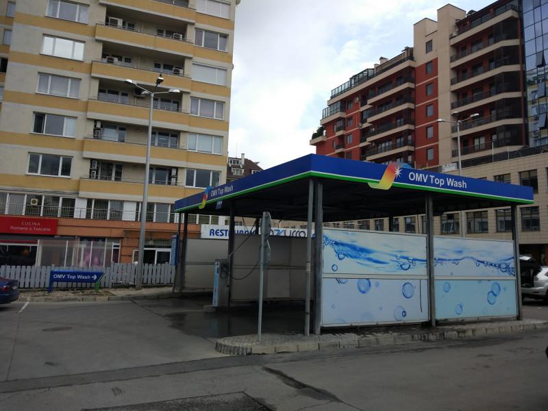 Filling station - OMV - Bulgaria Blvd 45