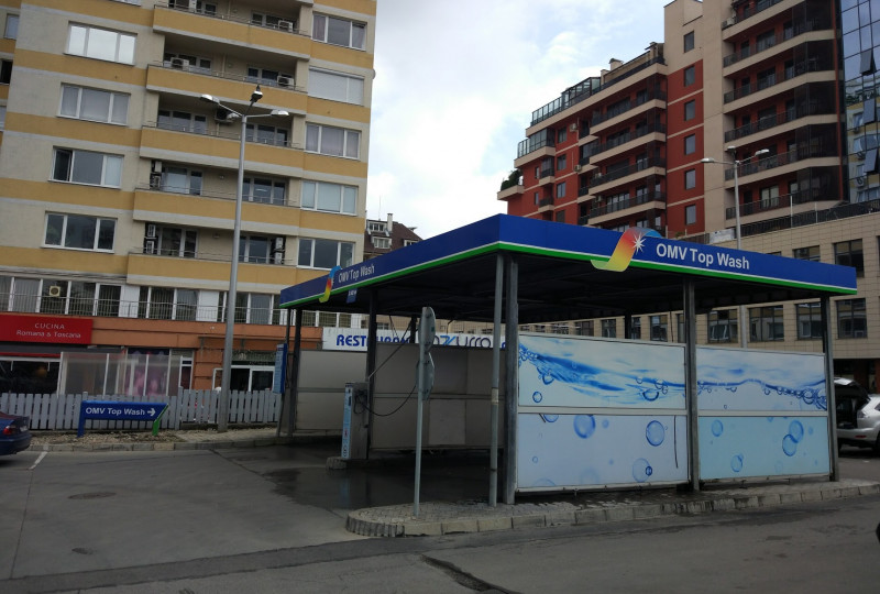 Filling station - OMV - Bulgaria Blvd 45