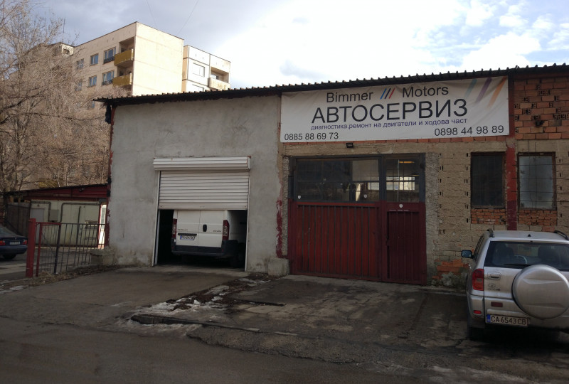Repair shop - Bimmer Motors