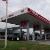 Üzemanyagtöltő állomás - Lukoil - Б 033 Кулата