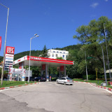 Üzemanyagtöltő állomás - Lukoil - Б 135 София
