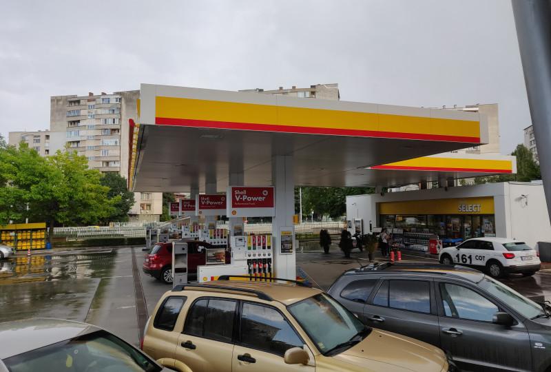 Бензиностанция - Shell - 3035 Sofia Belite Brezi