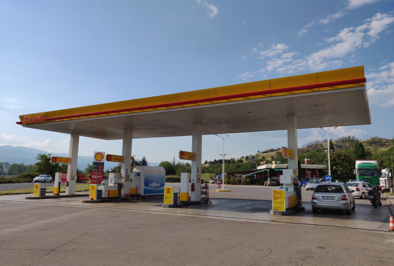 Filling station - Shell - 9002 PLOSKI