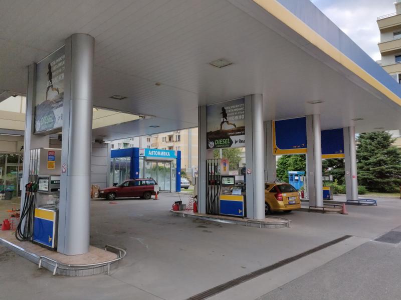 Filling station - Petrol - Т. Каблешков