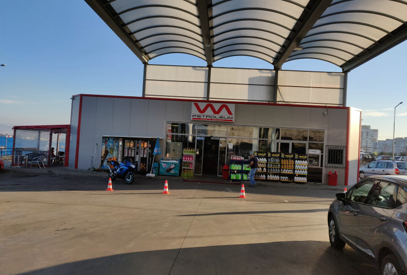 Filling station - VM Petroleum -  Sofia