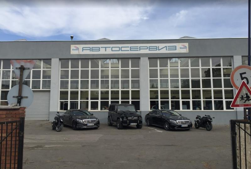 Repair shop - Автосервиз МБ1-АУТО