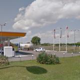 Бензиностанция - Rompetrol - Burgas 1