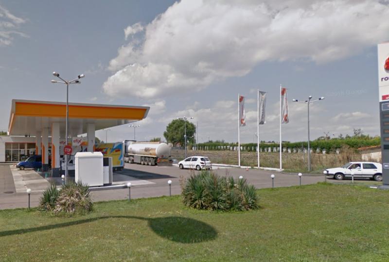 Filling station - Rompetrol - Burgas 1