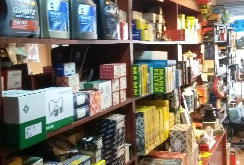 Parts store - Магазин за авточасти, консумативи и аксесоари за всички марки автомобили