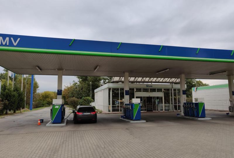 Filling station - OMV - Gyáli út 30