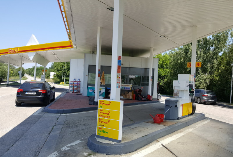 Filling station - Shell - 9005 Lovech