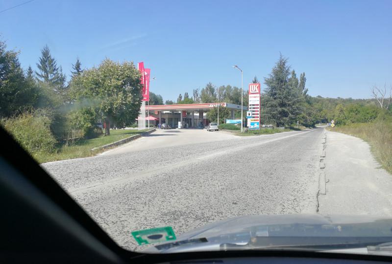 Filling station - Lukoil - Б 127 Враца