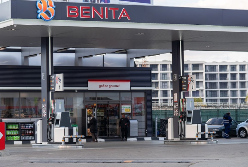 Filling station - Benita