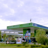 Filling station - OMV - Hemus highway 57 km