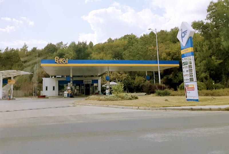 Filling station - Litex - Ловеч