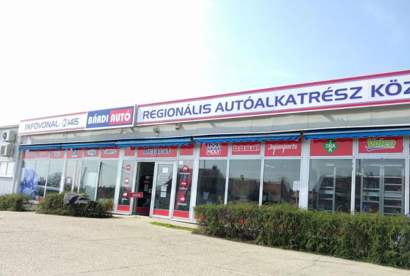 Parts store - Bardi Car Company. - Bárdi Autó Székesfehérvár