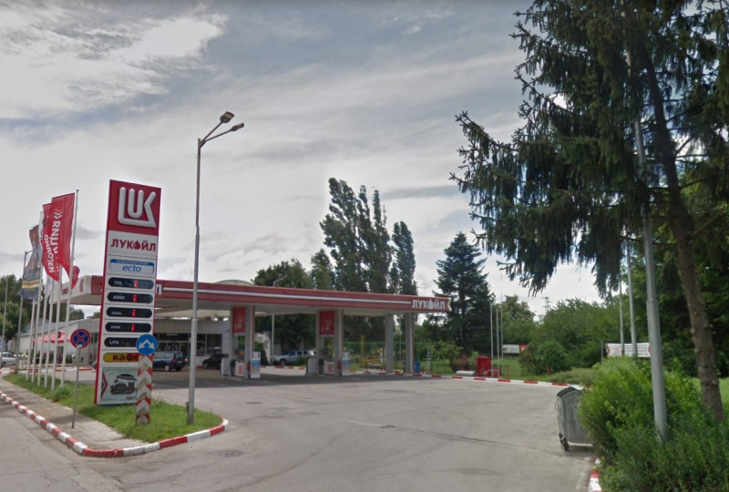 Filling station - Lukoil - Б 147 Козлудуй