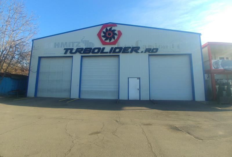 Repair shop - Turbo Lider SRL