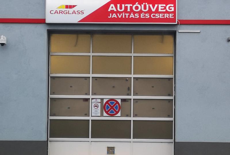 Repair shop - Carglass -  Csepel