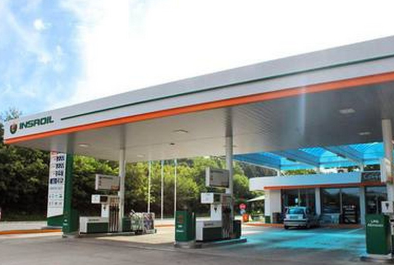 Filling station - Insa Oil