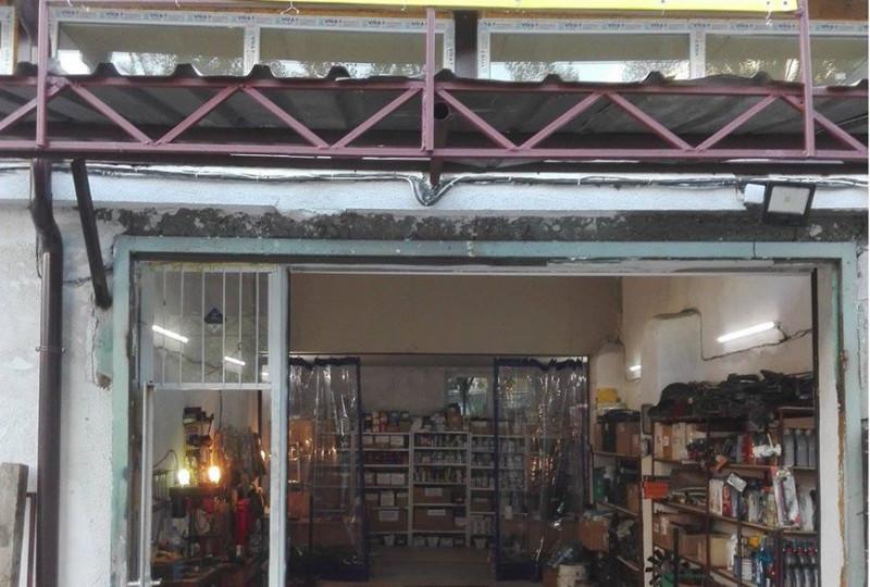 Repair shop - АутоМ