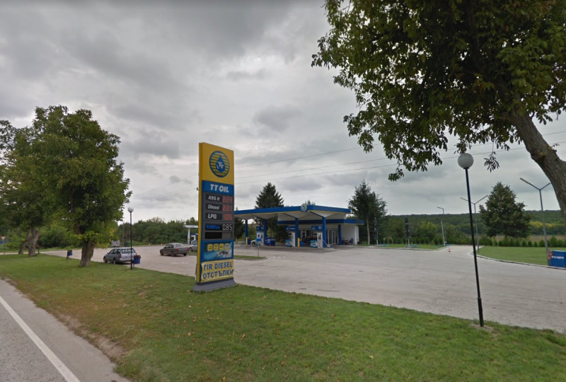 Filling station - TT Oil