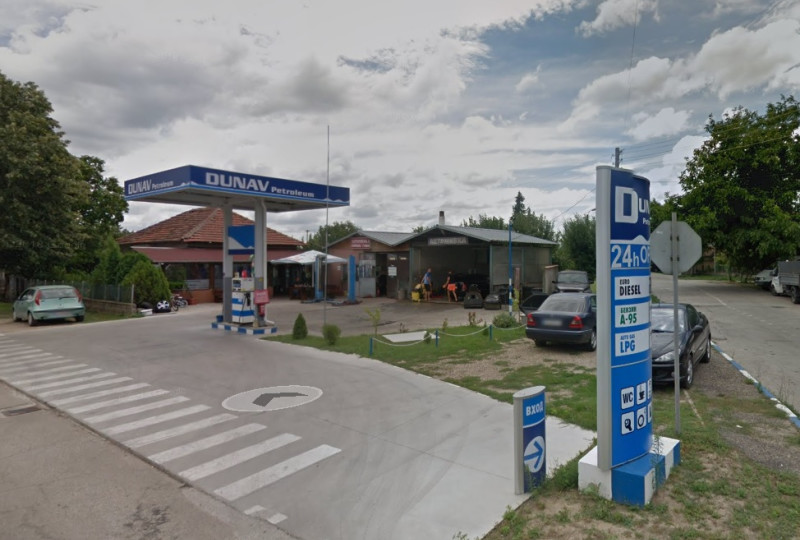 Filling station - Дунав Петролеум
