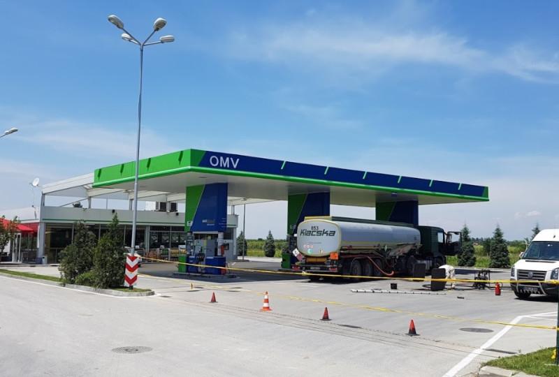 Filling station - OMV - Ring Road