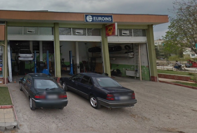 Repair shop - Скат