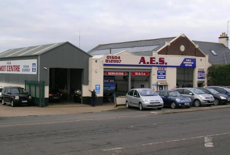 Repair shop - AES Rescue- Vehicle Recovery, Repairs & Servicing