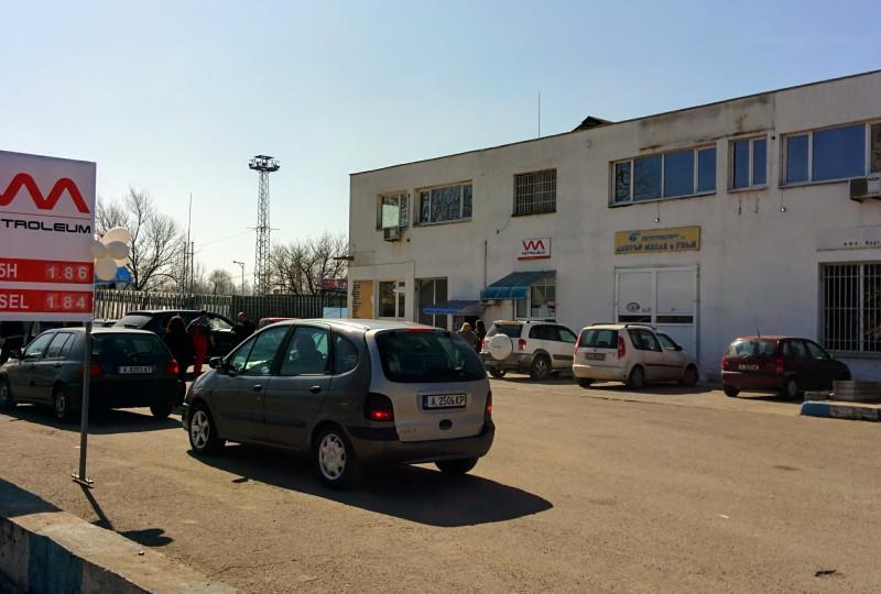 Filling station - VM Petroleum -  (Марешки)