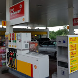 Filling station - Shell - 3015 Burgas Kolodrum